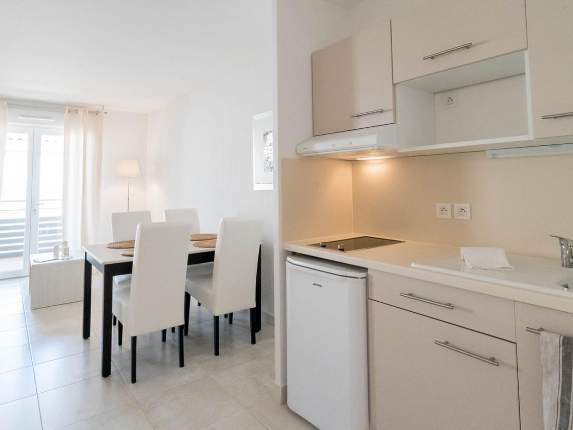 ARAMONS RESIDENCE SENIORS LES PALATINES : APPARTEMENT T1