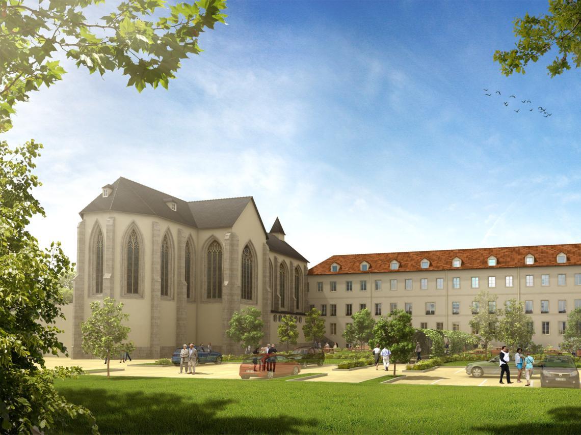 Les jardins d 39 arcadie r sidence saint nicolas 54000 - Residence les jardins de la haye nancy ...