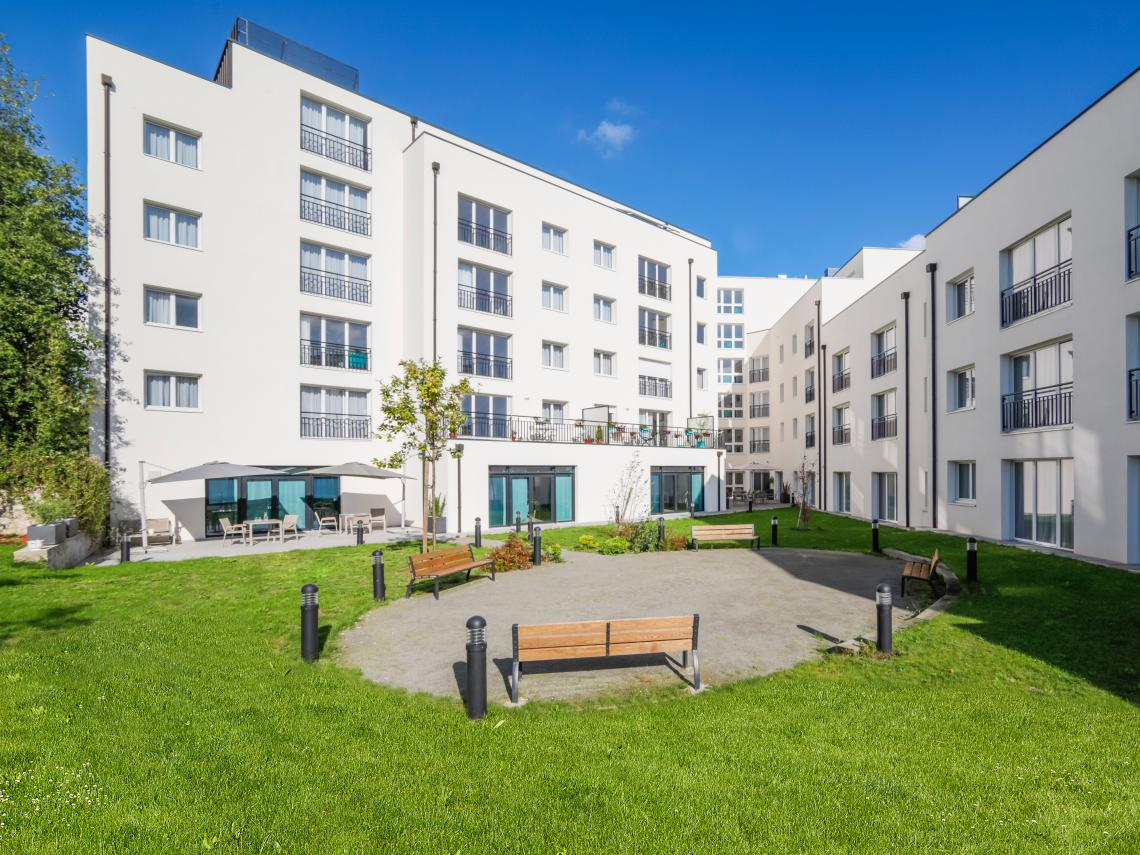 Appartement Avec Jardin Nantes résidence seniors les girandières nantes - 44100 - nantes