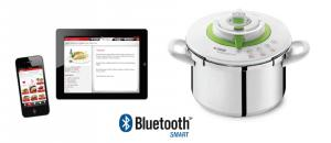 Nutricook Connect ou la cocotte-minute connectée de Seb
