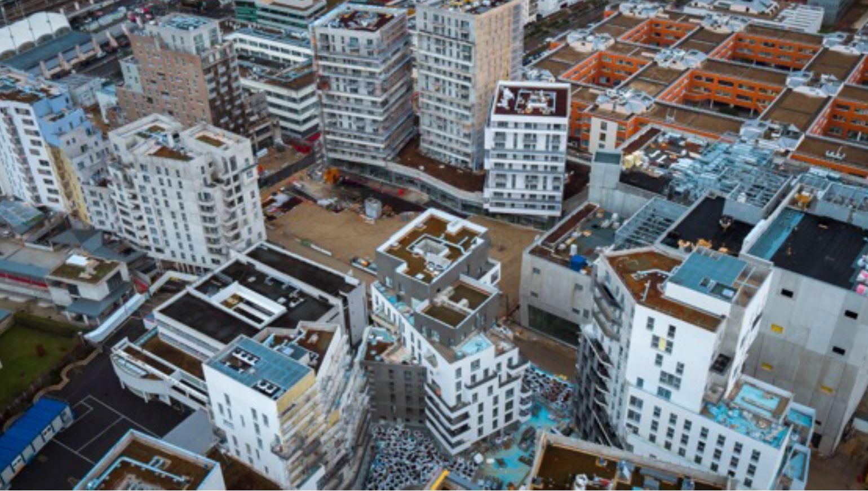 Une résidence senior au coeur du 1er quartier mixte du futur Grand Paris voit le jour