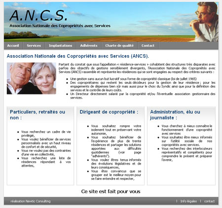 Copropriétés avec services : Interview de Henri-Georges ANGOT de l'ANCS