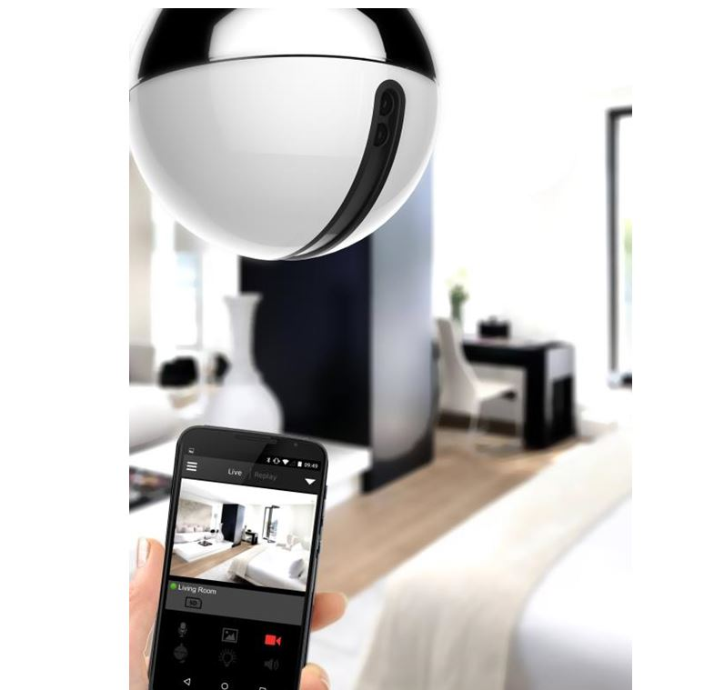 Connaissez vous CamLIGHT™, l'ampoule vidéo surveillance ?