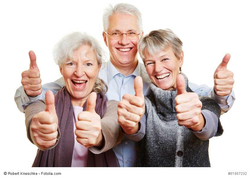 Vivre en colocation entre personnes âgées