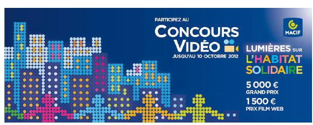 La Macif lance son concours vidéo Lumières sur l'habitat solidaire