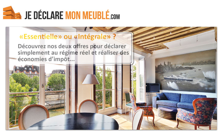 quelle fiscalit pour d clarer les revenus de location meubl e comment faire sa d claration. Black Bedroom Furniture Sets. Home Design Ideas