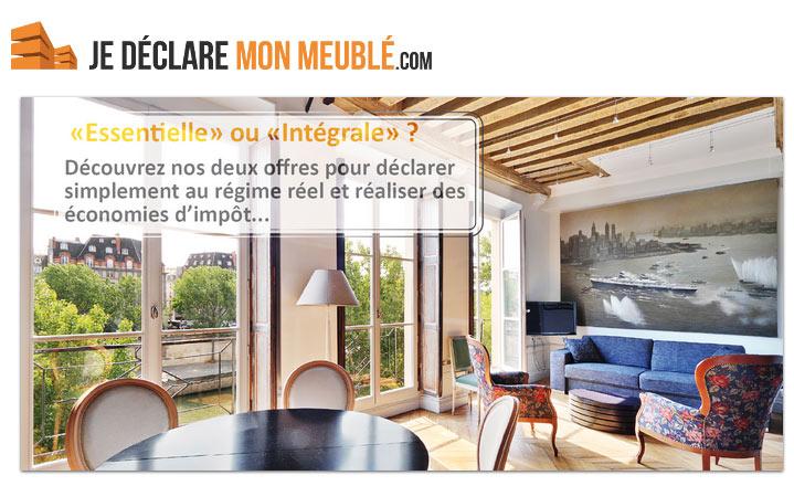Quelle fiscalit pour d clarer les revenus de location meubl e comment faire sa d claration - Fiscalite location meublee ...