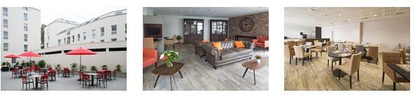 La résidence pour Senior  Steredem de Nantes inaugurée