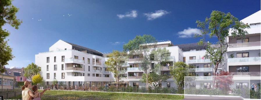 Un projet de résidence senior couplé avec une maison médicale à Cherbourg-en-Cotentin signé REALITES & HEURUS