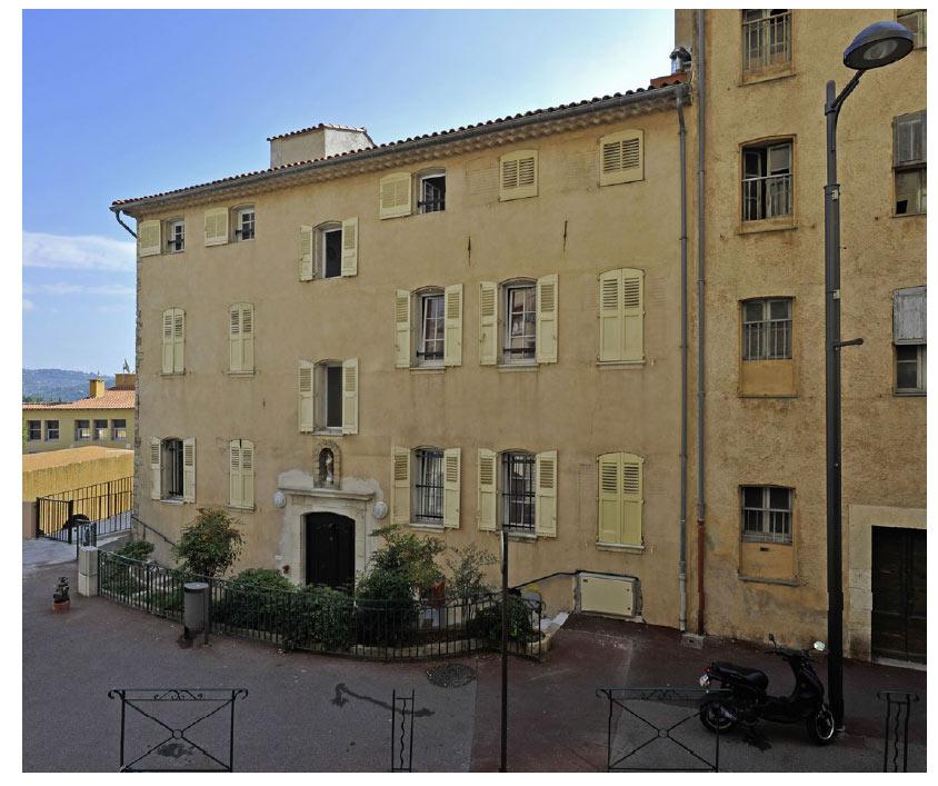 Le Patio St Antoine: Habitat & Humanisme Inaugure 6 Projets Innovants Destinés