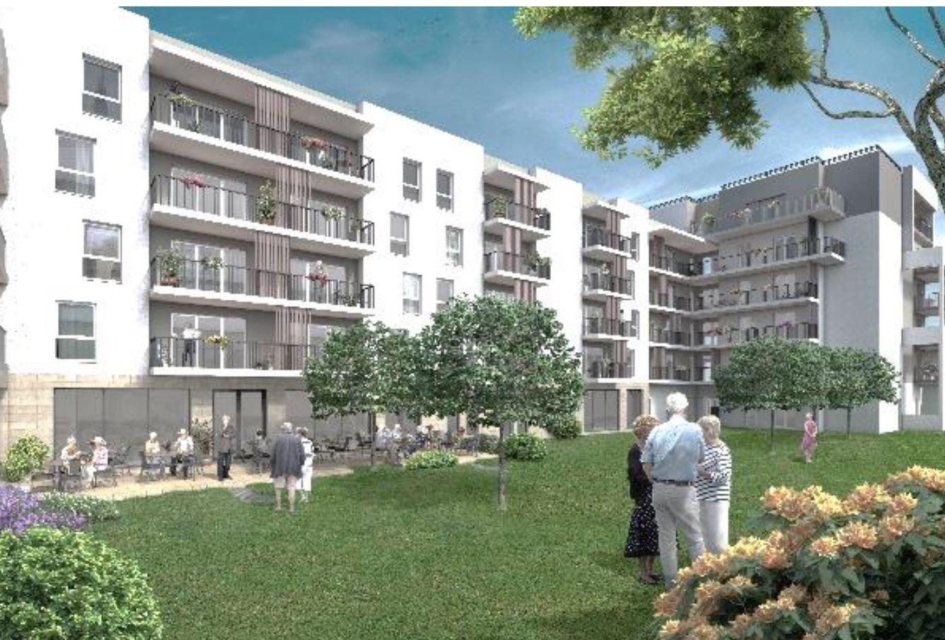 Ouverture d'une nouvelle résidence senior à Valence