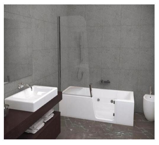 Kineduo, le concept bain-douche