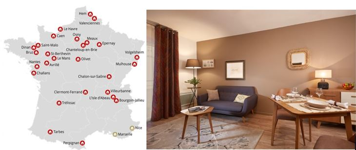 Envie de découvrir le concept des résidences senior Les Girandières?