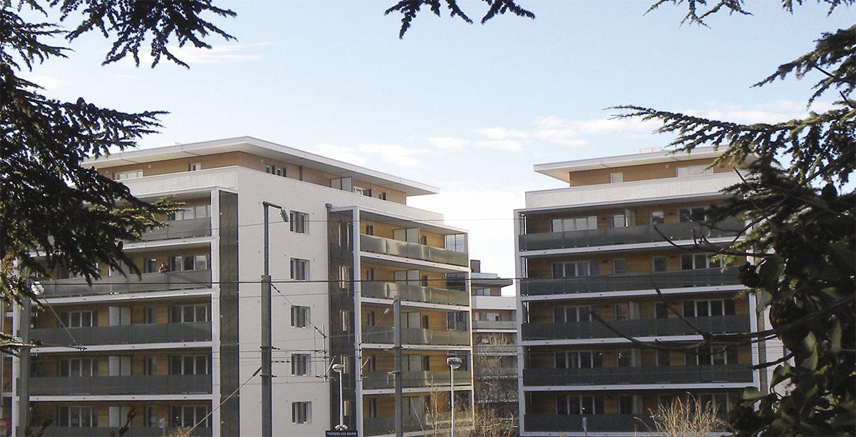 Ouverture d'une résidence avec services senior à Thonon les Bains