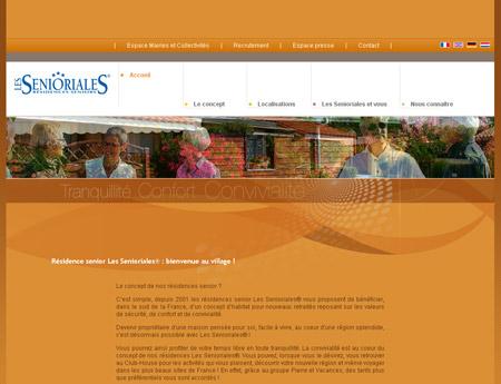 Les Senioriales® lance l'offre « Privilège Vacances »