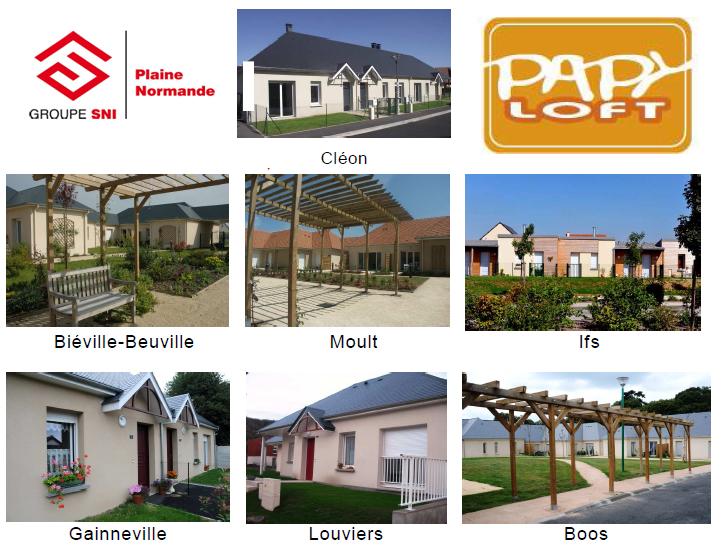 Les Papy Loft en France