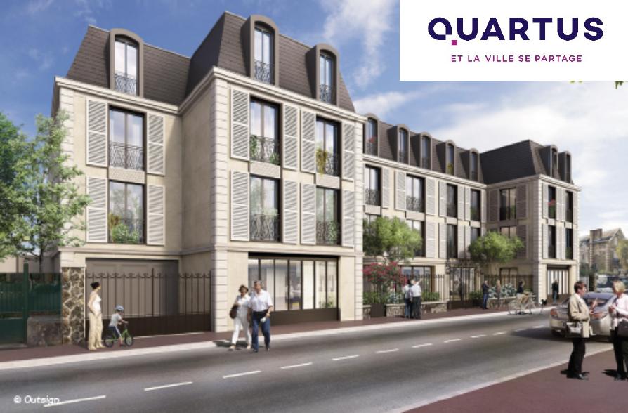 L'offre QUARTUS Club Seniors se concrétise avec 6 résidences services pour Seniors en lancement
