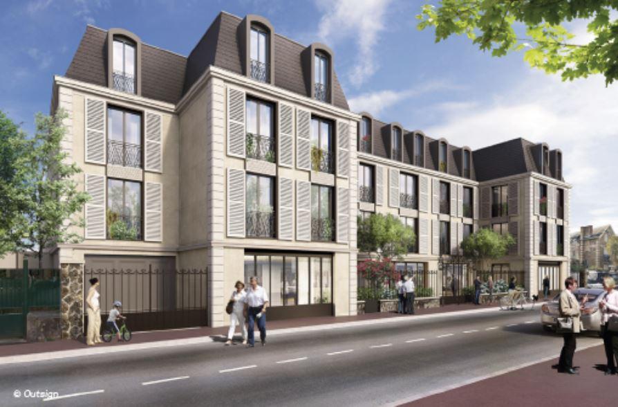 Maisons Laffitte (78) - livraison T3 2020 - Gamme « Élégance »