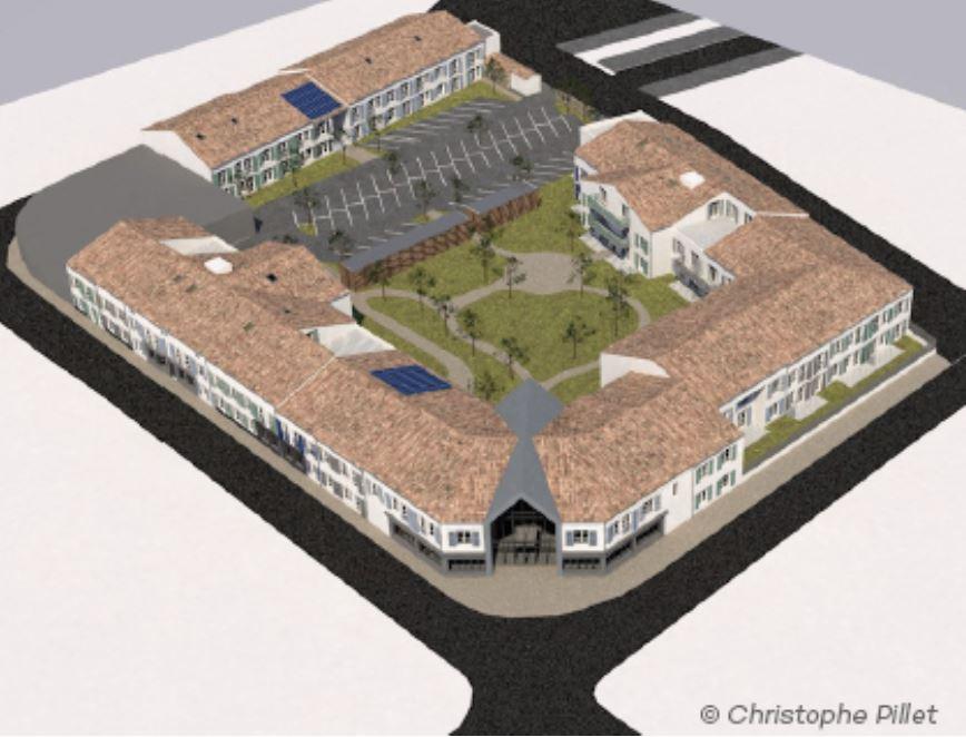 Saint-Pierre d'Oléron (17) - livraison T3 2020 - Gamme « Access »