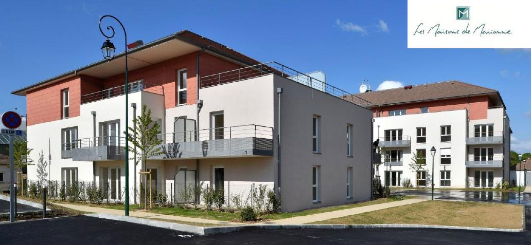Santeny (Val-de-Marne) : ouverture d'une nouvelle résidence intergénérationnelle