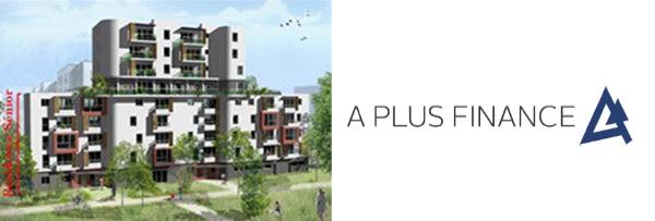 A Plus Finance achète en bloc une nouvelle résidence senior à Toulouse