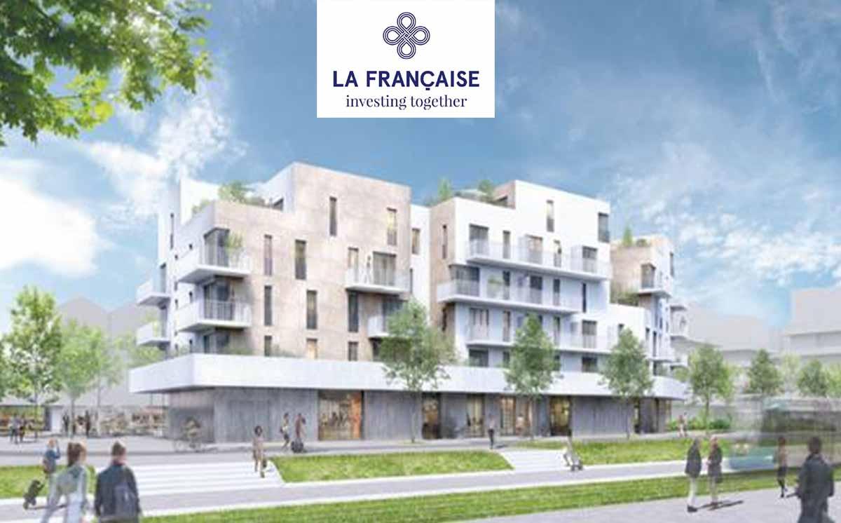 La Française Real Estate Partners signe pour une nouvelle  Résidence Services pour seniors « La Girandière » à Saint Germain-en-Laye (78)