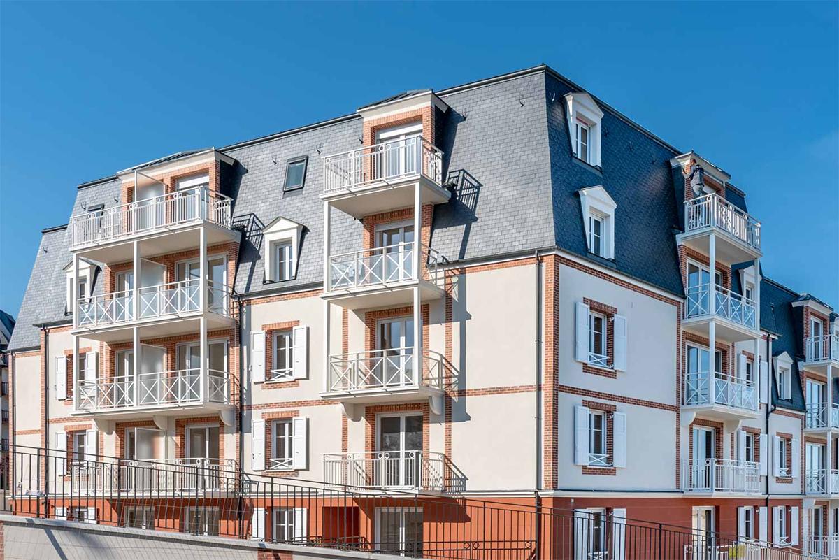 Une nouvelle résidence service Villa Medicis ouvre à Trouville-sur-Mer