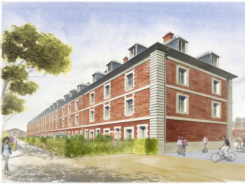 ALTAREA COGEDIM ouvre une   résidence seniors Cogedim Club à Arras (62)