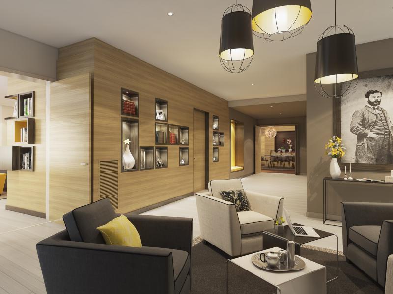 Inauguration d'une nouvelle résidence senior à Suresnes signée Cogedim Club