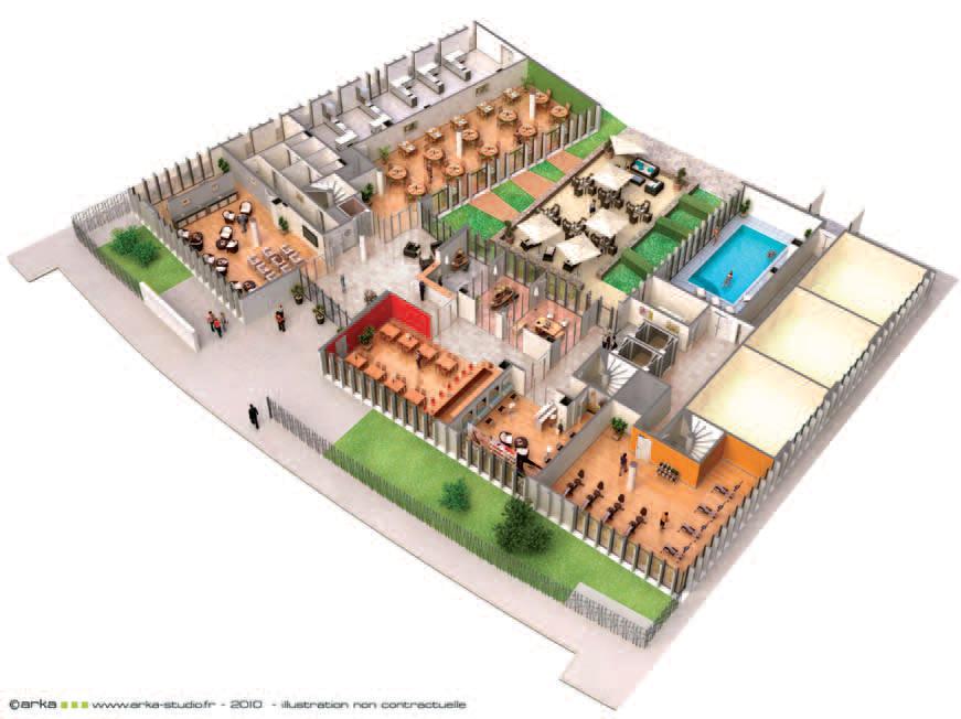 Appartement t3 louer en r sidence avec services pour senior lyon - Location appartement senior ...