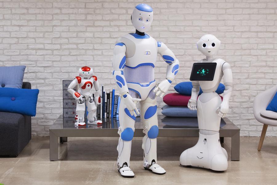 Un robot au service des personnes âgées ?