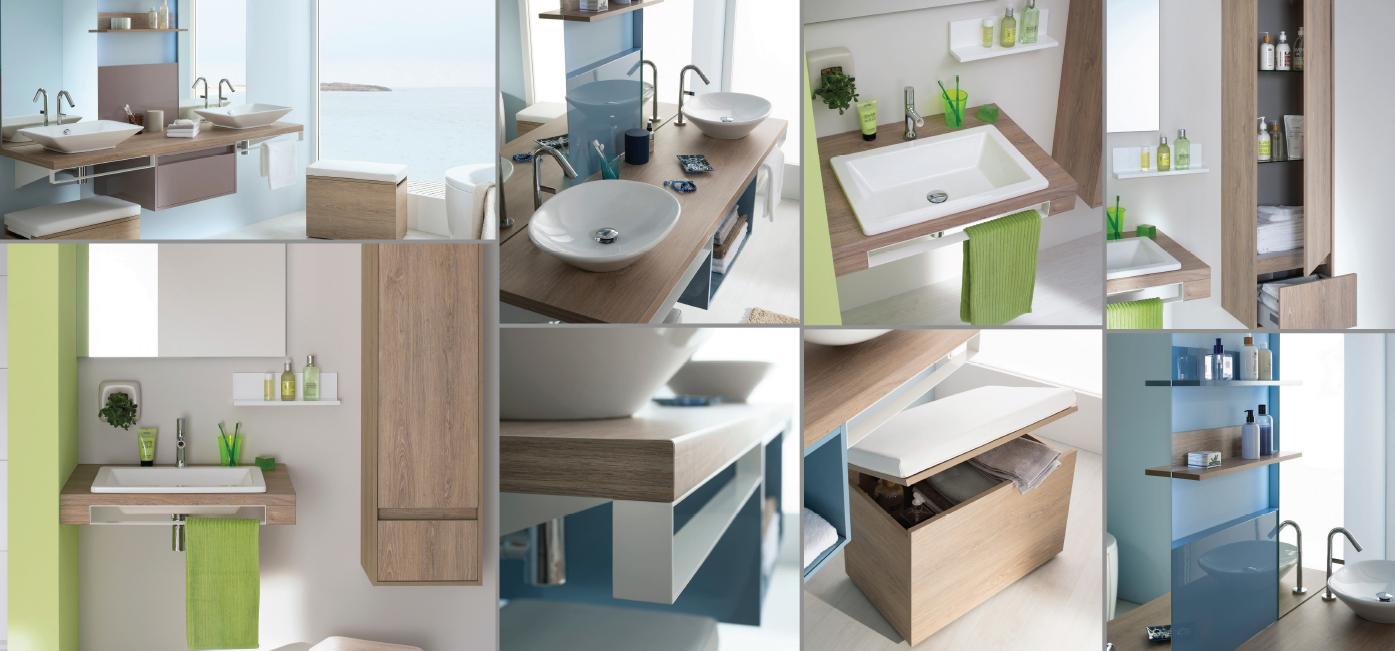 Des salles de bains accessibles aux personnes à mobilité réduite