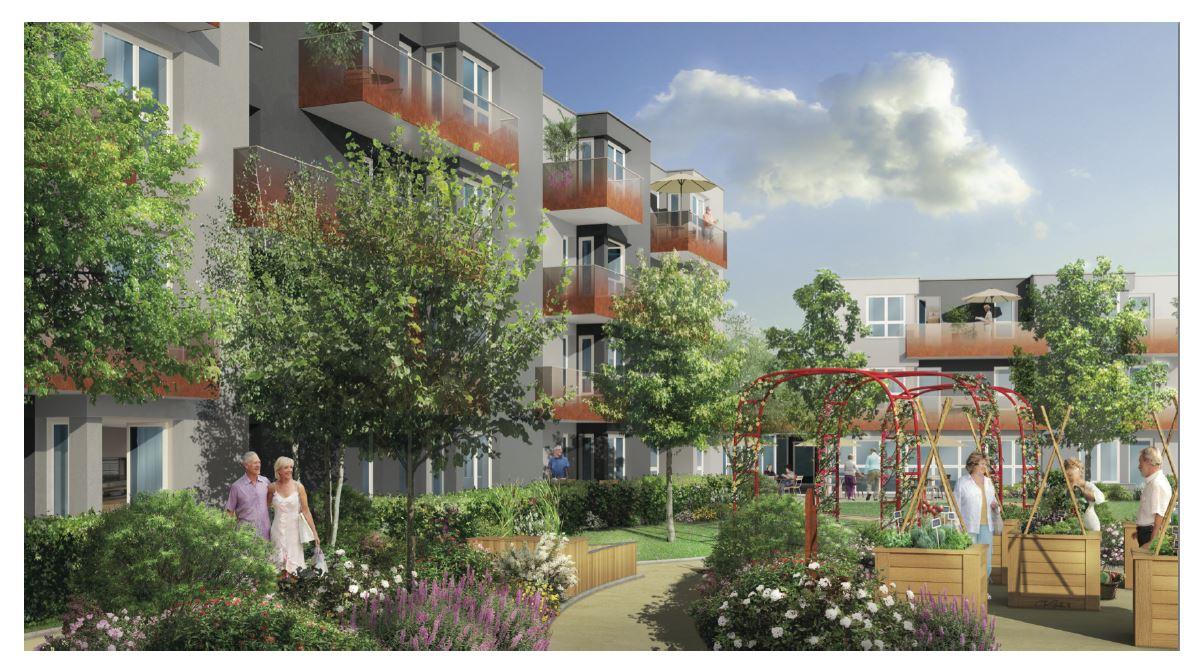 Les Senioriales présentent leur première résidence pour seniors autonomes dans l'agglomération lilloise (59)