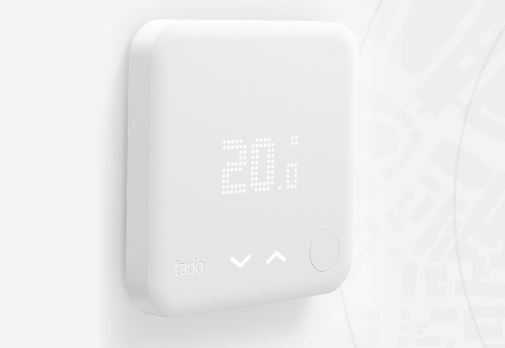 Tado : Un thermostat intelligent