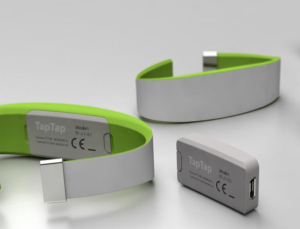 Bracelet Tap Tap, vers de nouvelles relations  au sein du couple, pour les