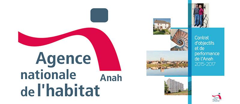 Signature du contrat d'objectifs et de performance 2015-2017 (COP) de l'ANAH