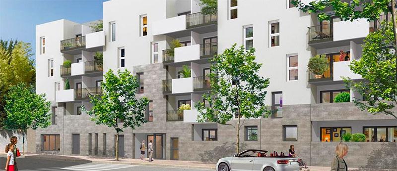a louer montpellier appartement t3 dans une r sidence services seniors. Black Bedroom Furniture Sets. Home Design Ideas