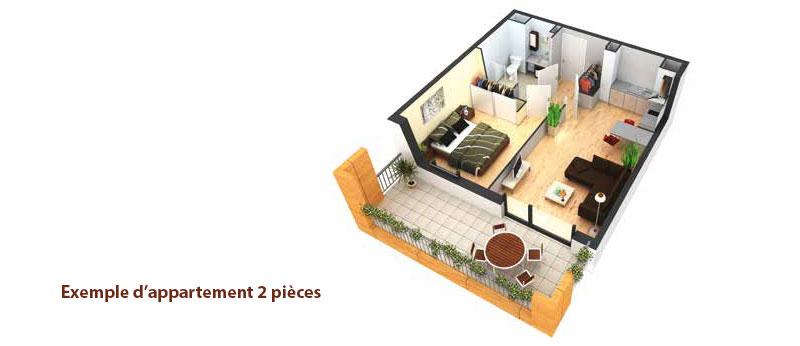 investir dans un t2 l 39 union en couronne toulousaine au sein d 39 une r sidence services seniors. Black Bedroom Furniture Sets. Home Design Ideas