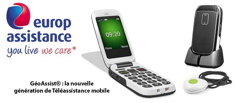 Lancement du GéoAssist® : la nouvelle génération de Téléassistance mobile
