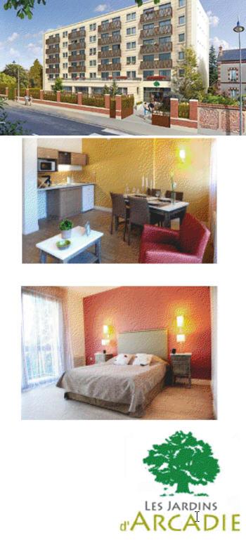 les jardins d 39 arcadie s 39 installent en ile de france et ouvrent une r sidence avec services pour. Black Bedroom Furniture Sets. Home Design Ideas