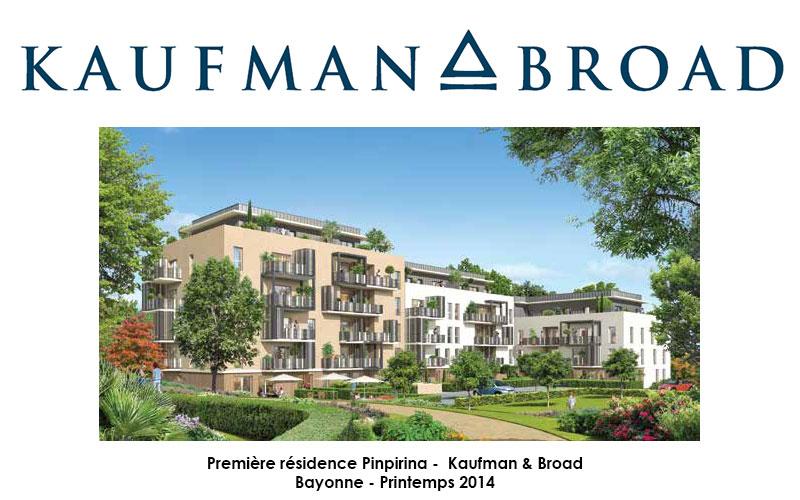 Kaufman broad lance son silver concept for Modele maison kaufman broad