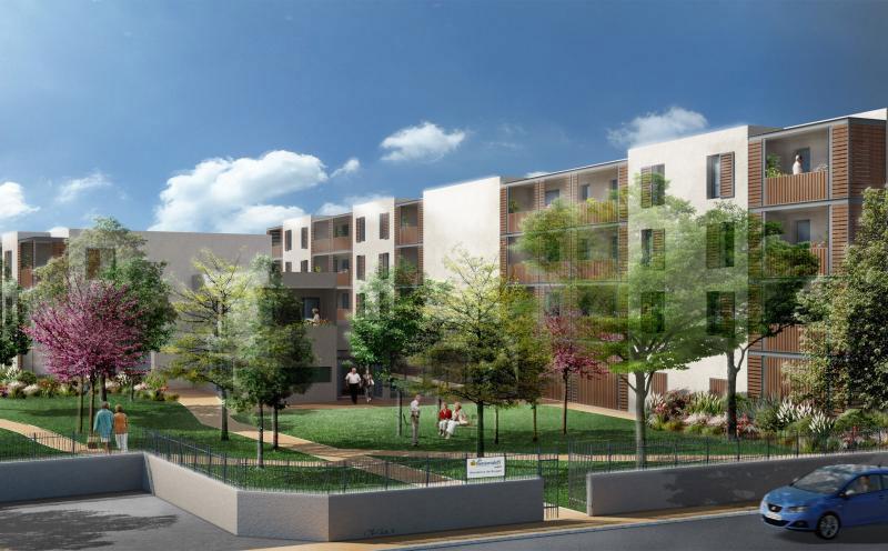 Investir bruges 8 km de bordeaux dans un appartement for Achat t3 bordeaux