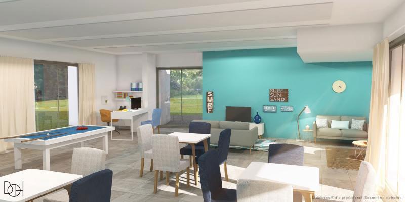 Investir dans une villa t2 dans les landes au sein d 39 une for Garage des pins angers