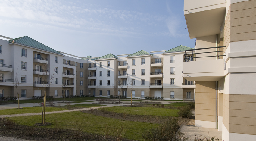 "Résidence DOMITYS ""Le Jardin Fleuri"" - 45000 - ORLEANS ..."