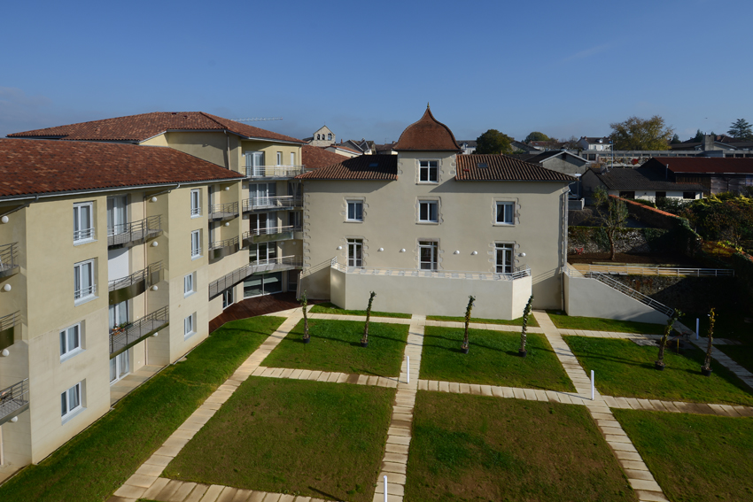 Residence les chataigniers