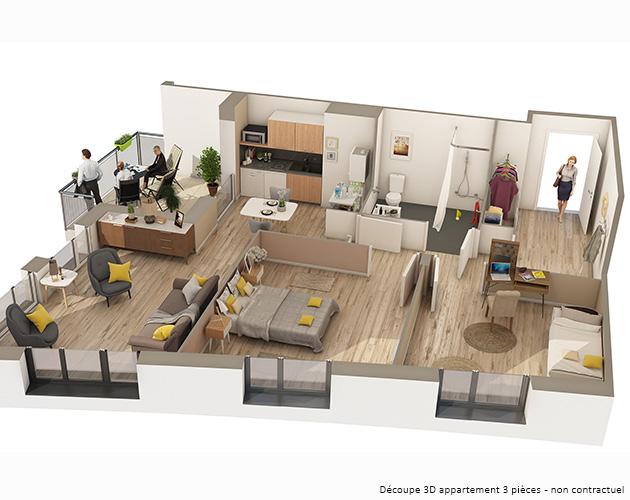 r sidence senior les girandi res wintzenheim colmar. Black Bedroom Furniture Sets. Home Design Ideas