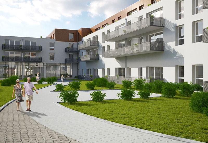 r sidence senior les girandi res logelbach wintzenheim. Black Bedroom Furniture Sets. Home Design Ideas