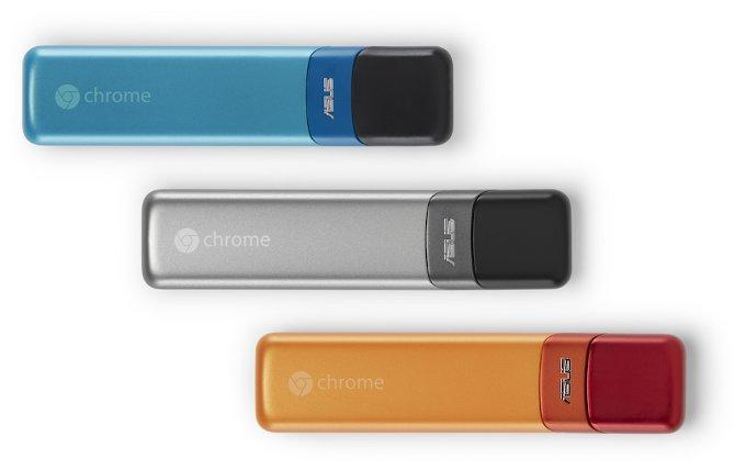 Chromebit : Une clé HDMI qui transforme n'importe quel écran en ordinateur