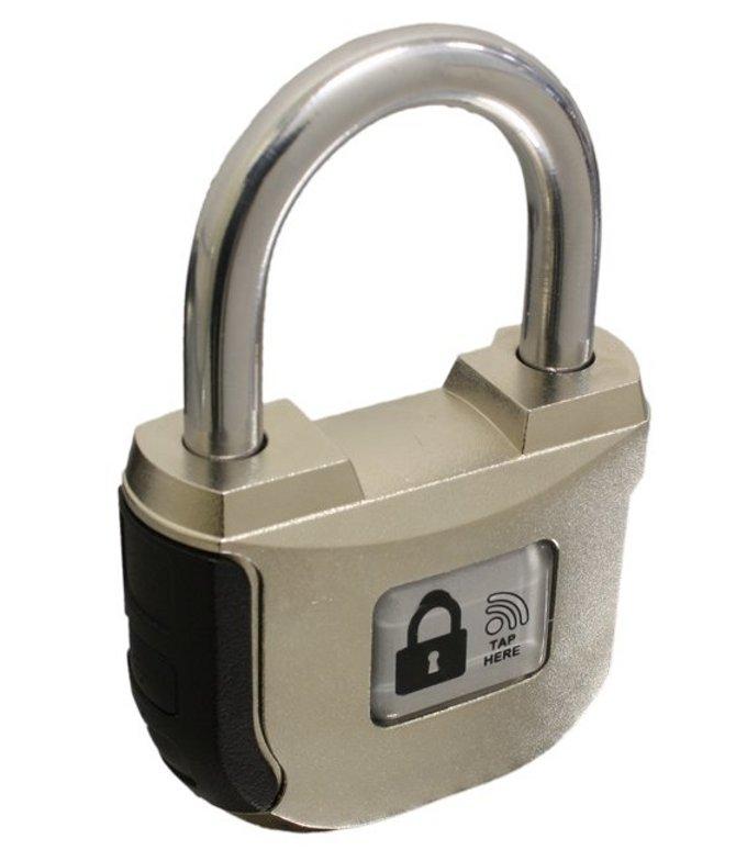 Digipas propose eGeeTouch : un cadenas sans contact contrôlable par NFC