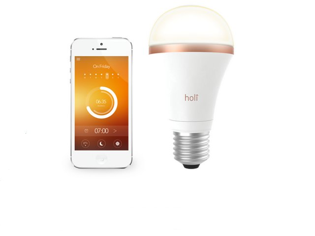 Holî Sleep Companion : L'ampoule qui vous aide à dormir et à se réveiller en douceur